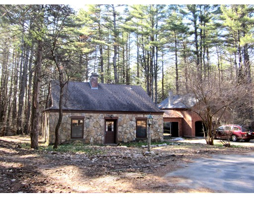 Single Family Home for Sale at 41 Harkness Road Pelham, Massachusetts 01002 United States