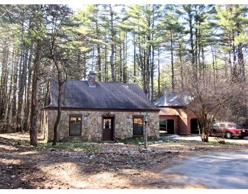 独户住宅 为 销售 在 41 Harkness Road Pelham, 马萨诸塞州 01002 美国