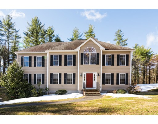 Single Family Home for Sale at 4 Maura Lane Pepperell, 01463 United States