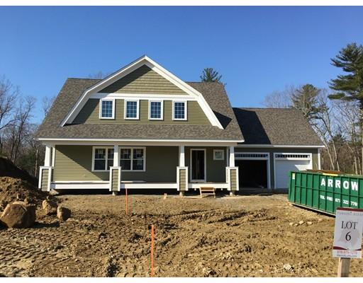 Частный односемейный дом для того Продажа на 6 Turning Leaf Georgetown, Массачусетс 01833 Соединенные Штаты