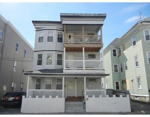 Casa Multifamiliar por un Venta en 14 Bennington Street Lawrence, Massachusetts 01841 Estados Unidos