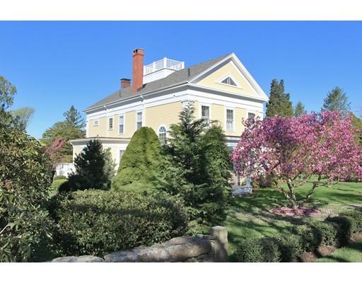 独户住宅 为 销售 在 20 Pleasant Street Dartmouth, 马萨诸塞州 02748 美国