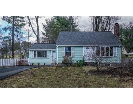 Single Family Home for Sale at 4 Perham Street Bedford, Massachusetts 01730 United States