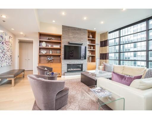 Condominium for Sale at 580 Washington St #PHG Boston, Massachusetts 02111 United States