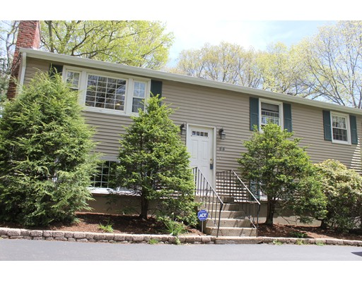 Single Family Home for Sale at 44 Atwood Road Southborough, Massachusetts 01772 United States