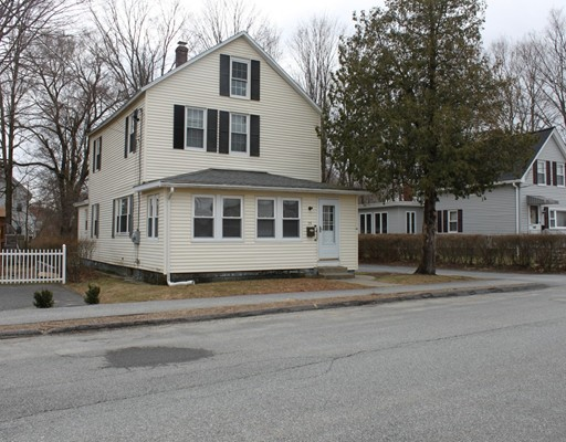 Single Family Home for Rent at 25 Cottage Street Westborough, Massachusetts 01581 United States