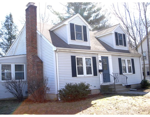 Single Family Home for Rent at 226 Commonwealth Avenue Concord, Massachusetts 01742 United States