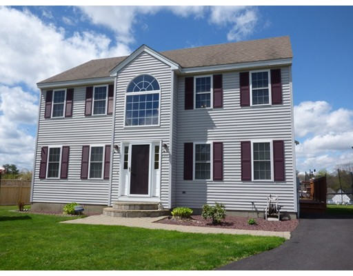 135  Bishop Rd,  Fitchburg, MA