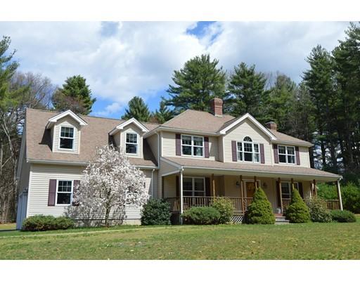 Частный односемейный дом для того Продажа на 11 Alma Road Millis, Массачусетс 02054 Соединенные Штаты