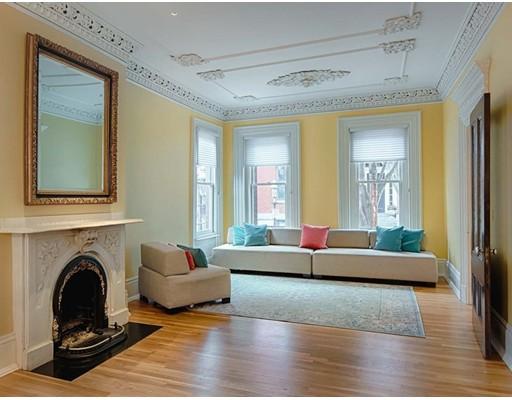 独户住宅 为 出租 在 41 Chestnut Street 波士顿, 马萨诸塞州 02129 美国