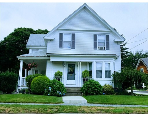 Single Family Home for Sale at 109 Wilson Avenue East Providence, Rhode Island 02916 United States