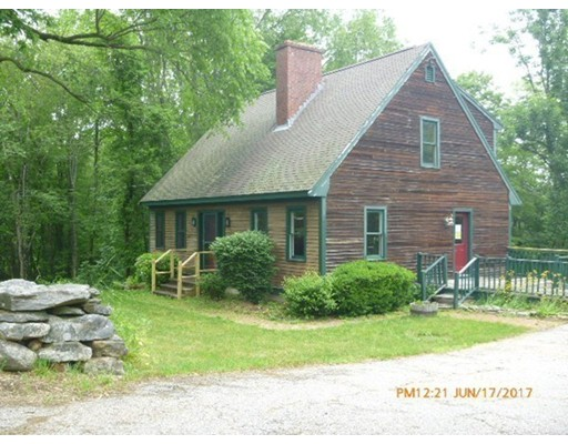 独户住宅 为 销售 在 320 Chamberlain Hill Road Barre, 马萨诸塞州 01005 美国