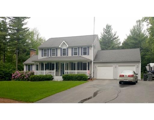 Single Family Home for Sale at 855 Timpany Blvd Gardner, Massachusetts 01440 United States