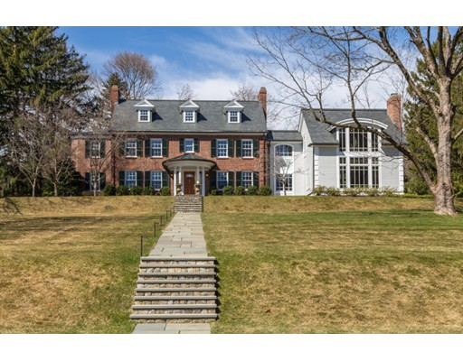 Single Family Home for Sale at 30 Fieldmont Road Belmont, Massachusetts 02478 United States