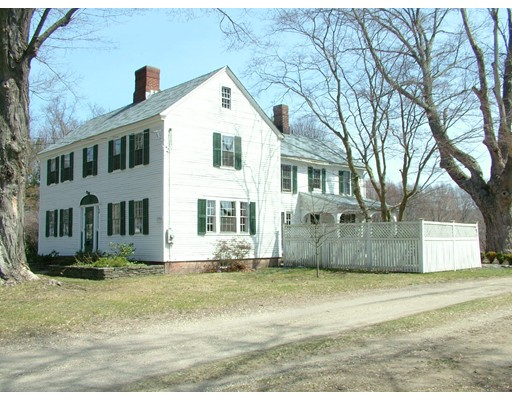 Casa Unifamiliar por un Venta en 48 Main Street Hatfield, Massachusetts 01038 Estados Unidos