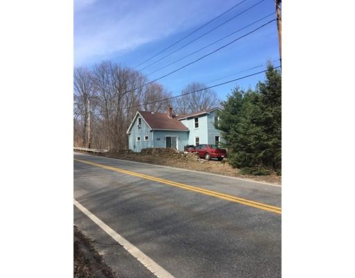 独户住宅 为 销售 在 201 Summer Street Barre, 马萨诸塞州 01005 美国