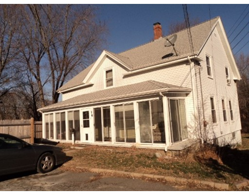 Single Family Home for Rent at 19 Andover Street Peabody, 01960 United States