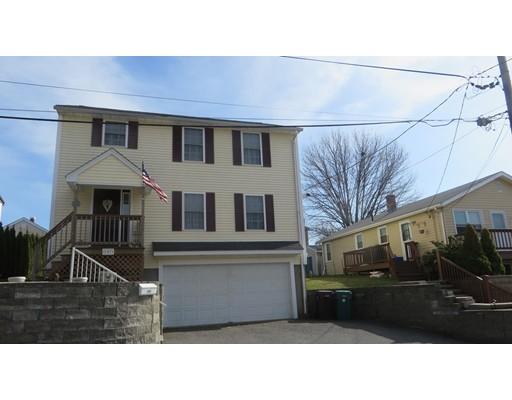 独户住宅 为 销售 在 107 Achille Street Woonsocket, 罗得岛 02895 美国