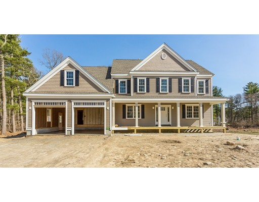 Single Family Home for Sale at Tomlin Drive Raynham, Massachusetts 02767 United States