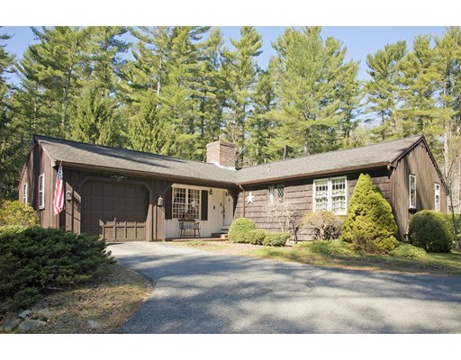 Single Family Home for Sale at 220 Main Street Plympton, Massachusetts 02367 United States