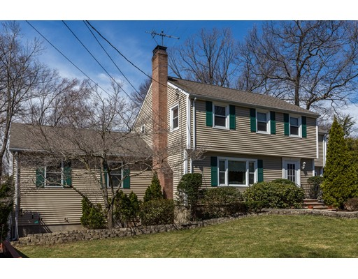 Single Family Home for Sale at 54 Plymouth Road Wakefield, Massachusetts 01880 United States