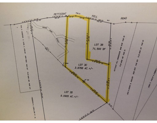 Land for Sale at 37 Petticoat Hill Road Williamsburg, Massachusetts 01096 United States