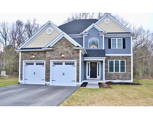 Single Family Home for Sale at 32 Excalibur Way Attleboro, Massachusetts 02703 United States