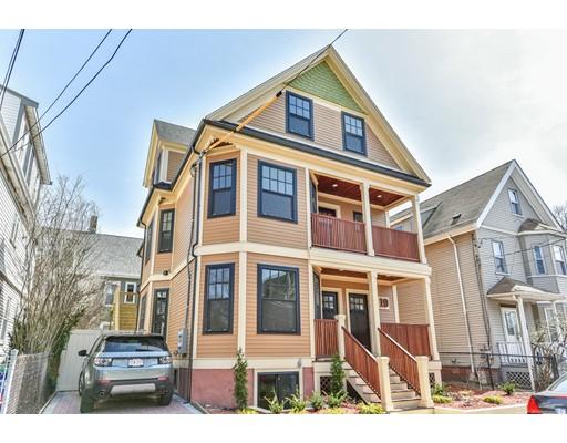 独户住宅 为 出租 在 19 Windom Street Somerville, 02144 美国