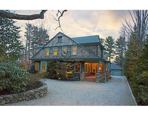 独户住宅 为 销售 在 128 Forest Street 温彻斯特, 马萨诸塞州 01890 美国