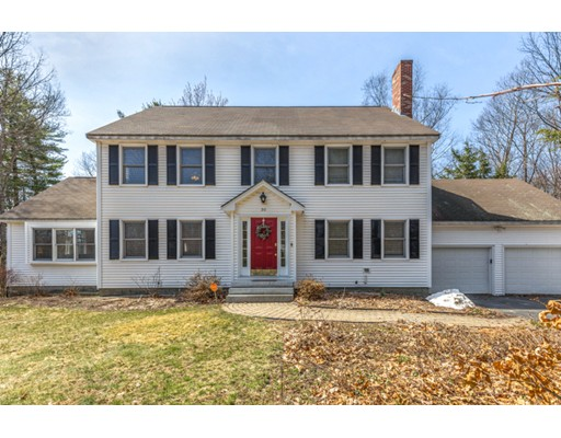 独户住宅 为 销售 在 20 Celestial Way 佩波勒尔, 马萨诸塞州 01463 美国