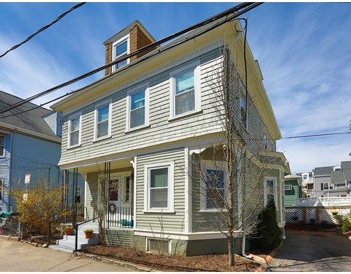 5 Florence Ter, Somerville, MA 02145