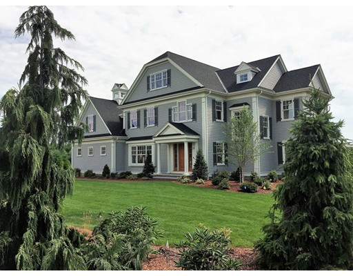 Maison unifamiliale pour l Vente à 20 Victory Garden Way Lexington, Massachusetts 02420 États-Unis