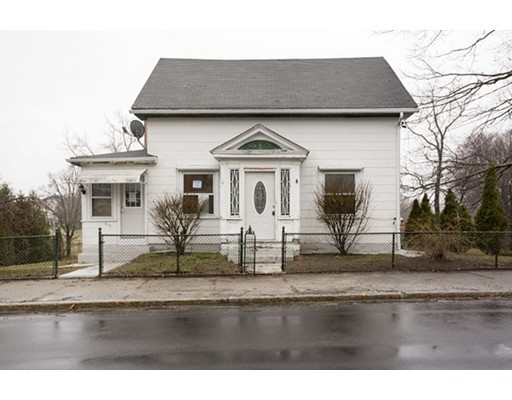 Single Family Home for Sale at 315 Knight Street Woonsocket, Rhode Island 02895 United States