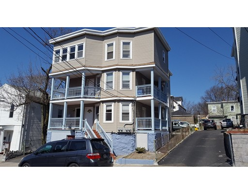 Multi-Family Home for Sale at 150 Hamilton Avenue Lynn, Massachusetts 01902 United States