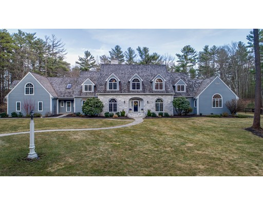 Single Family Home for Sale at 8 Stanton Circle Boxford, Massachusetts 01921 United States