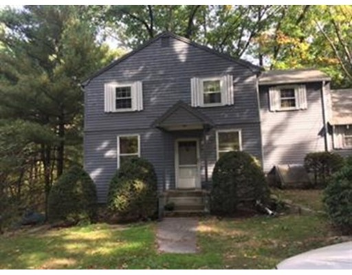 Single Family Home for Rent at 34 Chestnut Street Weston, Massachusetts 02493 United States