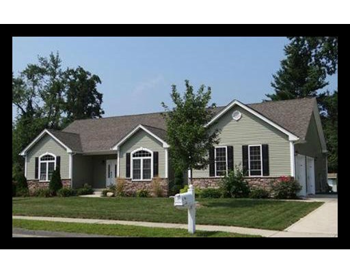 Single Family Home for Sale at 1 Canterbury Lane Westfield, Massachusetts 01085 United States