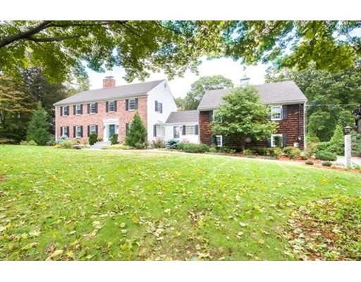 Single Family Home for Sale at 89 Red Gate Lane Reading, Massachusetts 01867 United States