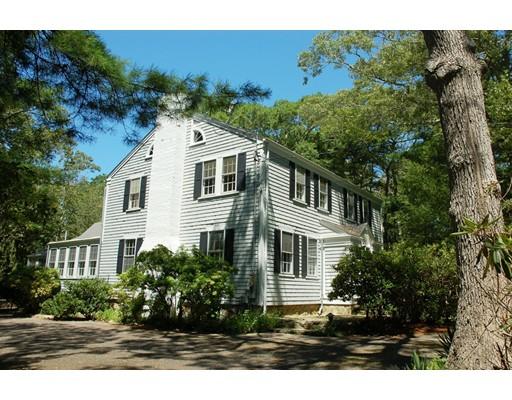 Maison unifamiliale pour l Vente à 484 Main Street 484 Main Street Tisbury, Massachusetts 02568 États-Unis
