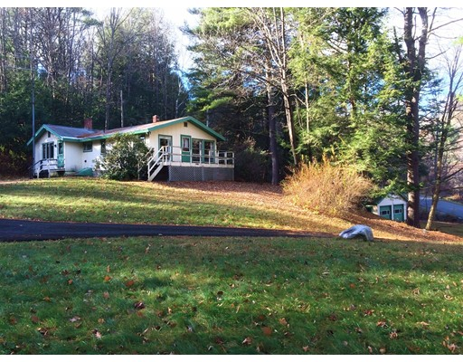 Single Family Home for Sale at 148 Thompson Road 148 Thompson Road Colrain, Massachusetts 01340 United States