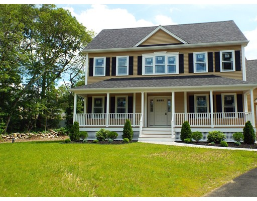 Single Family Home for Sale at 35 Monterey Drive Franklin, Massachusetts 02038 United States