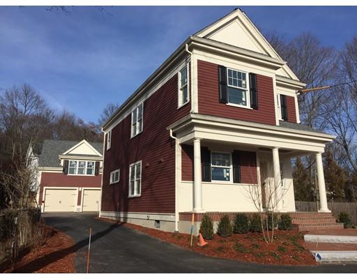 独户住宅 为 出租 在 68 Woburn Street Lexington, 马萨诸塞州 02420 美国