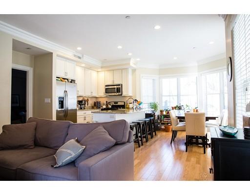独户住宅 为 出租 在 150 Chestnut Hill Avenue 波士顿, 马萨诸塞州 02135 美国