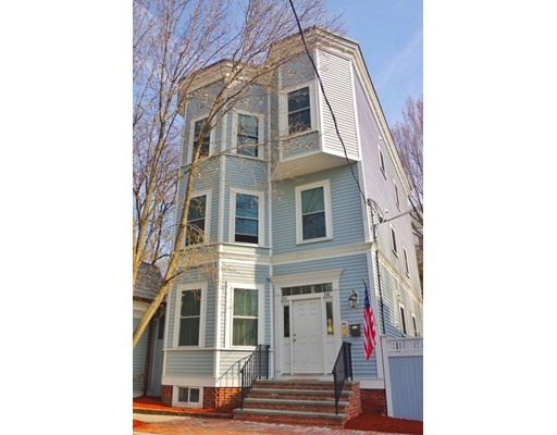 Single Family Home for Rent at 509 Franklin Street Cambridge, Massachusetts 02139 United States