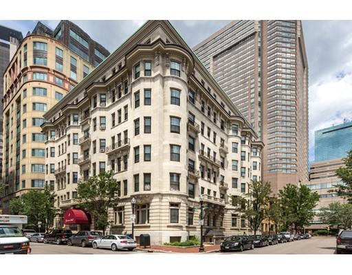 独户住宅 为 出租 在 8 Garrison Street 波士顿, 马萨诸塞州 02116 美国