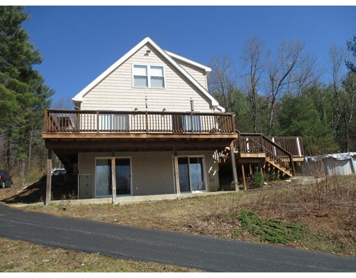 Single Family Home for Sale at 168 Fiskdale Road Brookfield, Massachusetts 01506 United States
