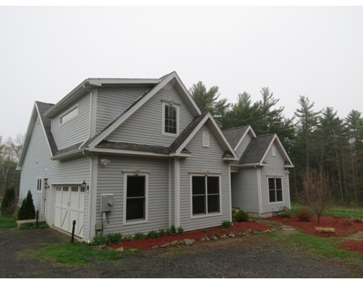 Single Family Home for Sale at 71 Locks Pond Road Shutesbury, Massachusetts 01072 United States