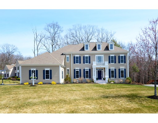 Single Family Home for Sale at 89 Canterbury Hill Road Acton, Massachusetts 01720 United States