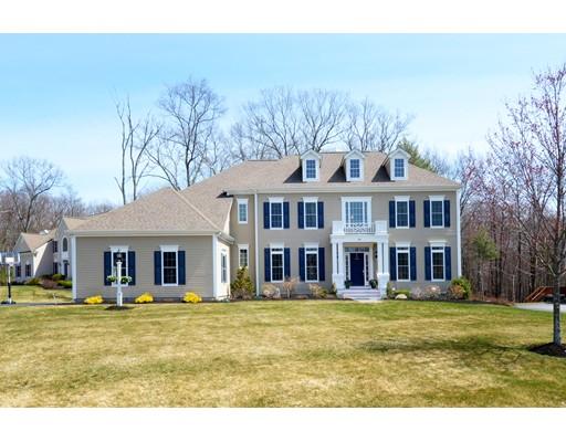 Maison unifamiliale pour l Vente à 89 Canterbury Hill Road Acton, Massachusetts 01720 États-Unis
