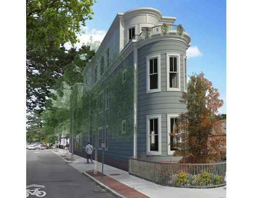 Single Family Home for Rent at 209 Broadway Cambridge, Massachusetts 02139 United States